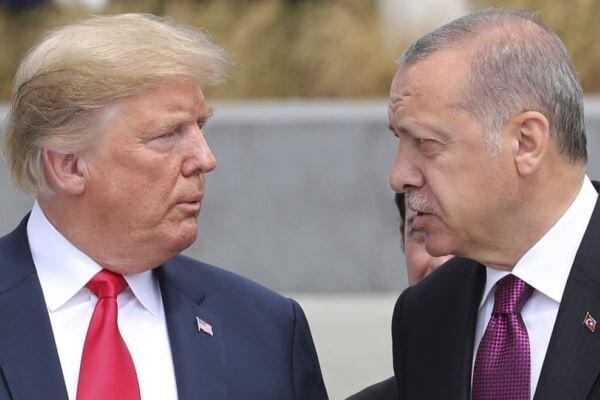 ترامپ و اردوغان هفته آینده در واشنگتن دیدار می نمایند
