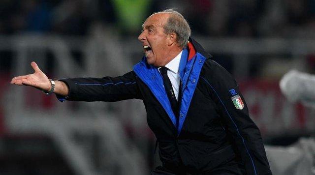 سرمربی ایتالیا: به آینده بازیکنان جوانم خوش بینم