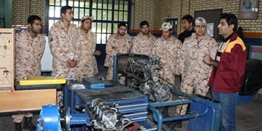 آموزش مهارت های ویژه به 900 سرباز در همدان