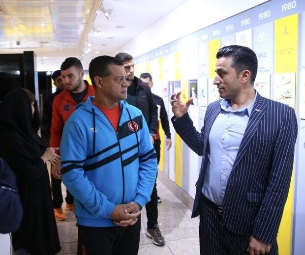 تحلیل سرمربی تیم ملی بوکس ترکیه از اردوی مشترک در ایران