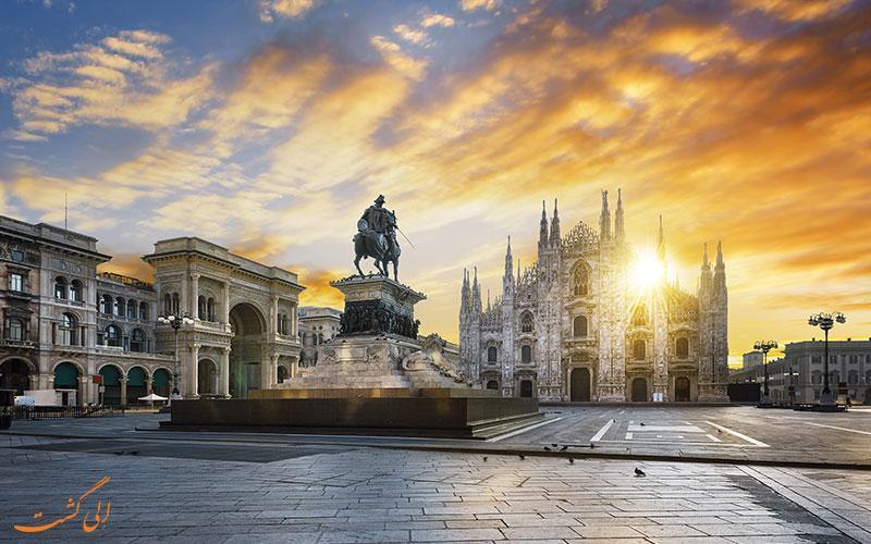 چطور 24 ساعت را در میلان بگذرانیم؟