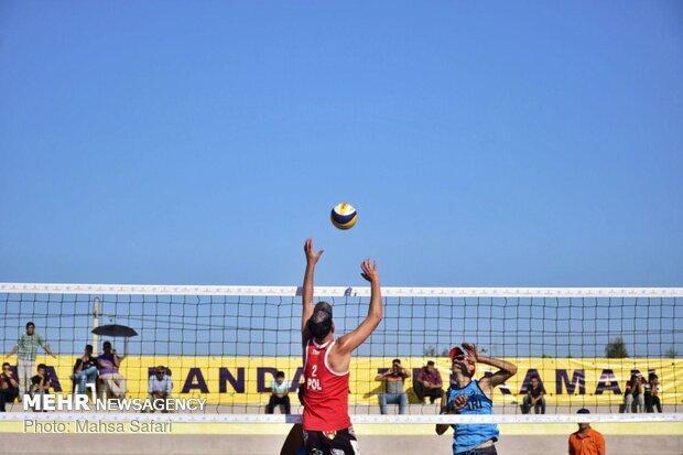 استارت ساحلی بازان والیبال ایران برای قهرمانی آسیا