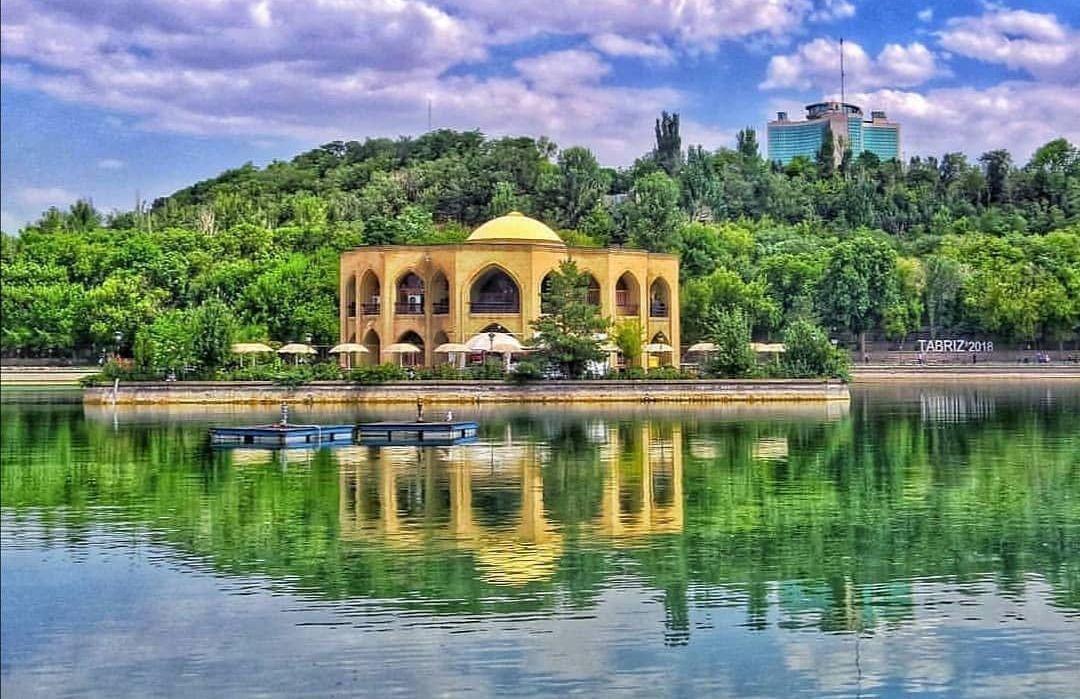 ائل گلی تبریز ؛ گردشگری زمستانه