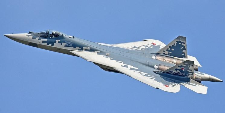 سوخو 57 در خاور دور روسیه سقوط کرد