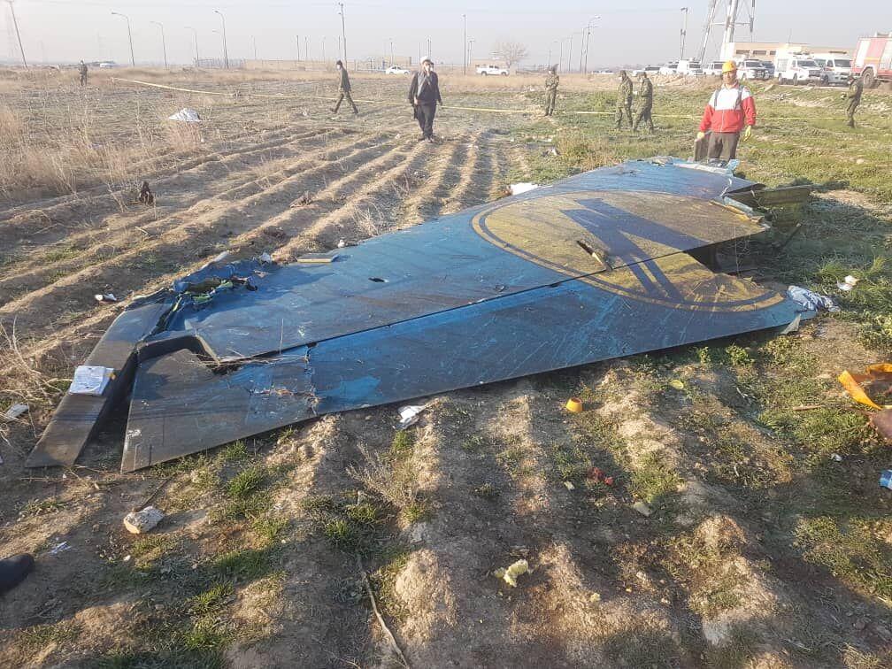 سرانجام عملیات جمع آوری پیکر جان باختگان حادثه سقوط هواپیمای اوکراینی ، 147 مسافر ایرانی هستند