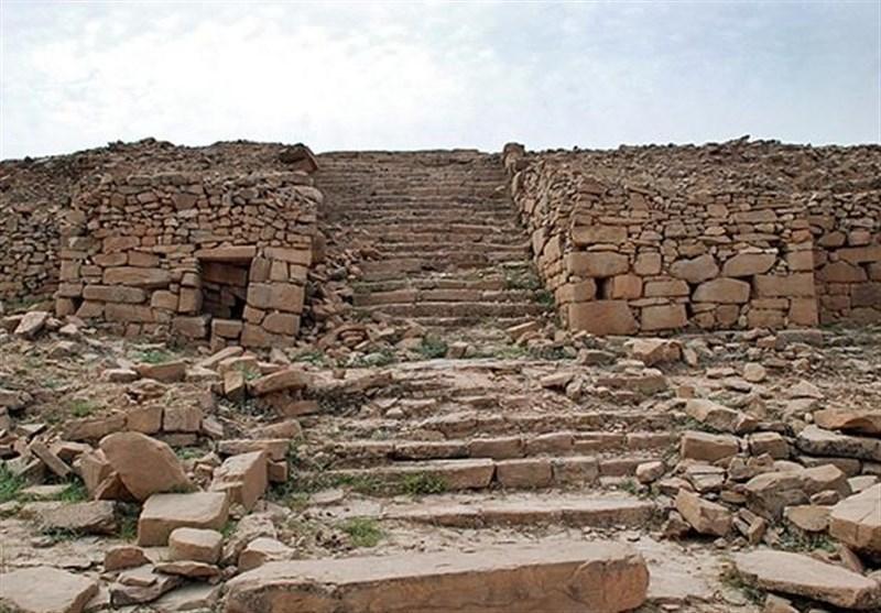 معبد تاریخی بردنشانده؛ قدیمی ترین معبد روباز ایران، اثری متعلق به 800 سال قبل از میلاد مسیح در انتظار گردشگران
