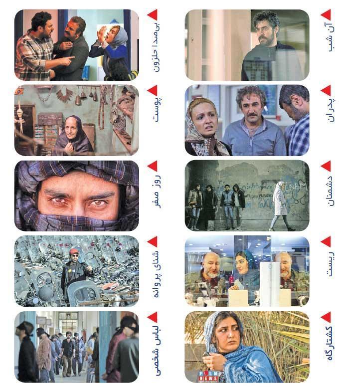 جنجال فیلم اولی ها در بخش نگاه نو
