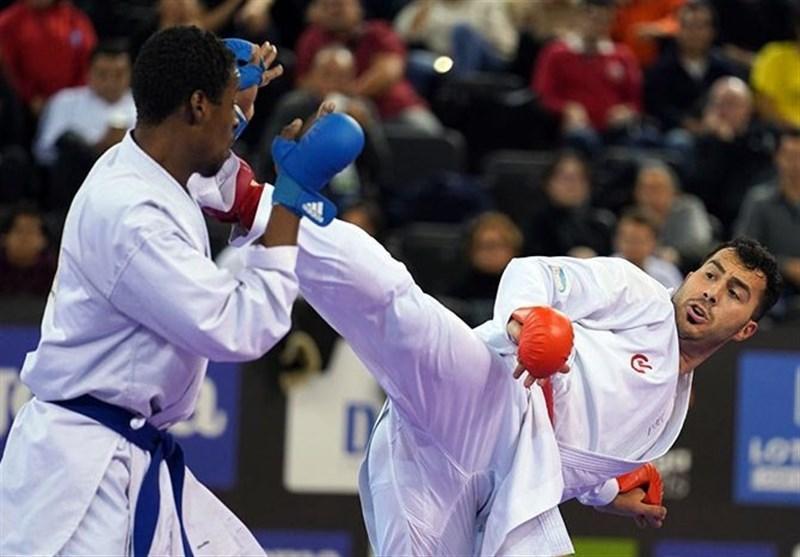 کاراته وان سری A شیلی، رقابت نفرات برتر رنکینگ المپیک در تاتامی سانتیاگو