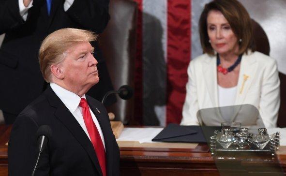 مجلس نمایندگان آمریکا چهارشنبه برای ارجاع طرح استیضاح ترامپ به سنا رأی گیری می نماید