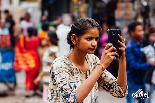 هند بزرگ ترین بازار فروش گوشی های هوشمند در دنیا شد