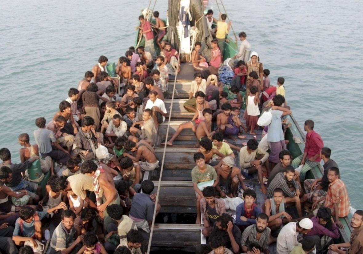 9 مظنون به قاچاق انسان در بنگلادش دستگیر شدند