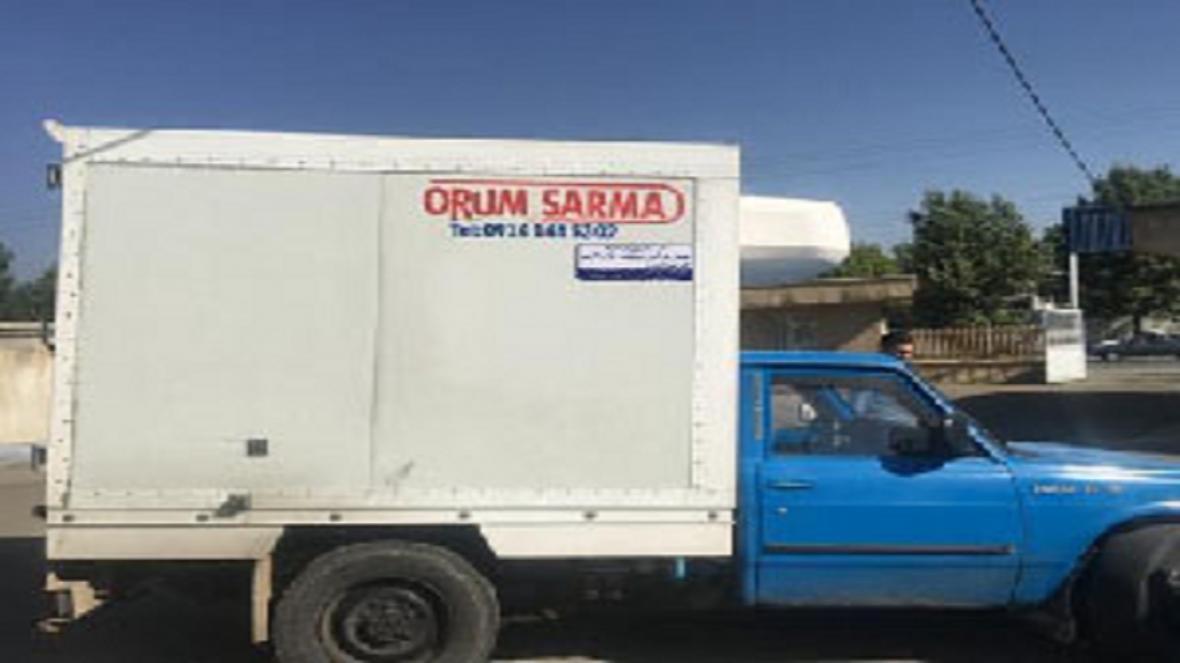 صدور 720 پروانه بهداشتی خودرو های حمل در شهرستان قاین