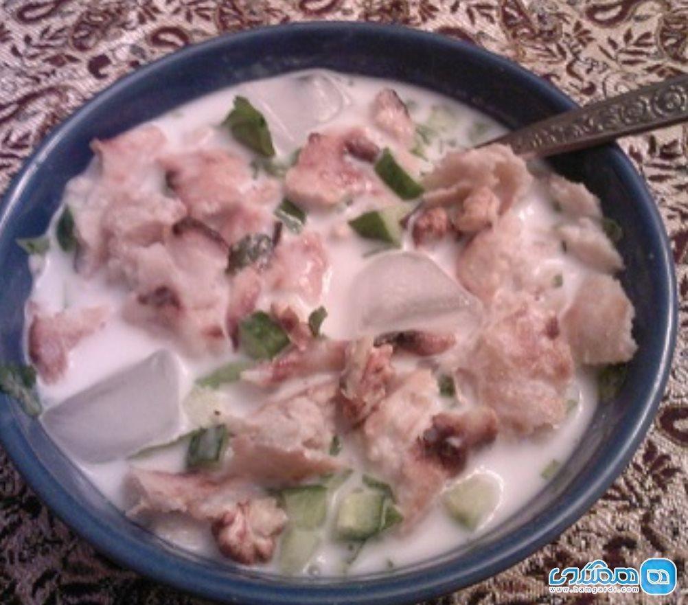آشنایی با تعدادی از خوشمزه ترین غذاهای سنتی مشهد