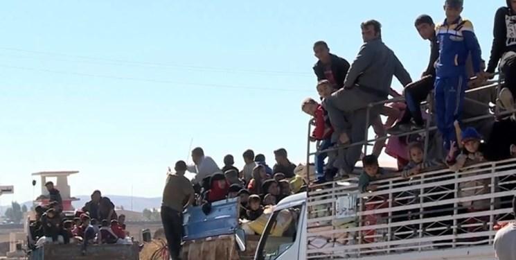 آوارگی ساکنان بیش از 500 روستا در شمال عراق به دلیل حملات ترکیه