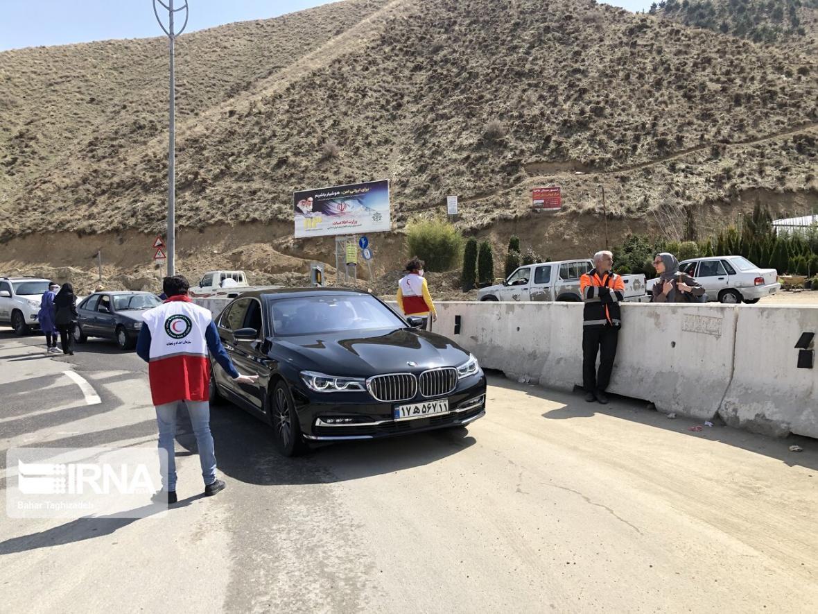 خبرنگاران غربالگری افزن بر 187 هزار نفر در ورودی شهرهای سیستان و بلوچستان