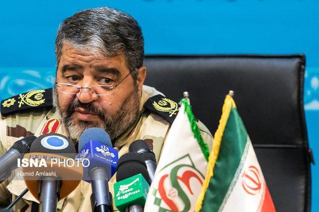 سردار جلالی: ارتش نماد اعتبار، مسئولیت پذیری و سلحشوری است