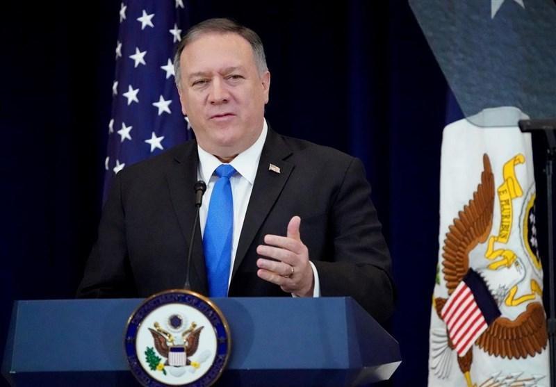 جوسازی پامپئو علیه ایران در فضای مجازی با هدف تمدید تحریم های تسلیحاتی
