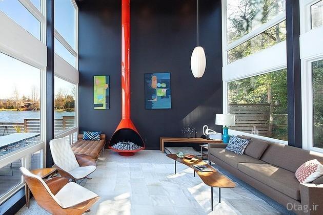 آشنایی با زیباترین دکوراسیون های خانه در دنیا - طراحی داخلی متفاوت
