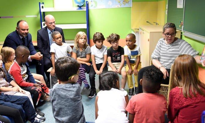 سرانجام قرنطینه کرونا برای بچه ها ، بازگشایی مدارس ابتدایی در فرانسه و هلند