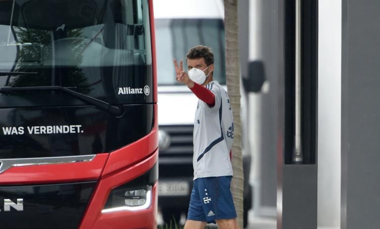 لیگ فوتبال آلمان پس از کرونا، محدودیت خوشحالیِ پس از گل و نگرانی از آمادگی جسمانی