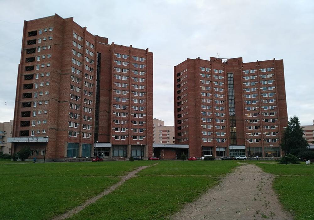 شرایط خوابگاه های دانشجویی در روسیه