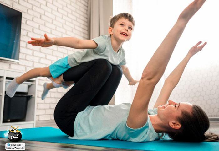 با شیوع COVID-19 چگونه می توانید در خانه ورزش کنید؟