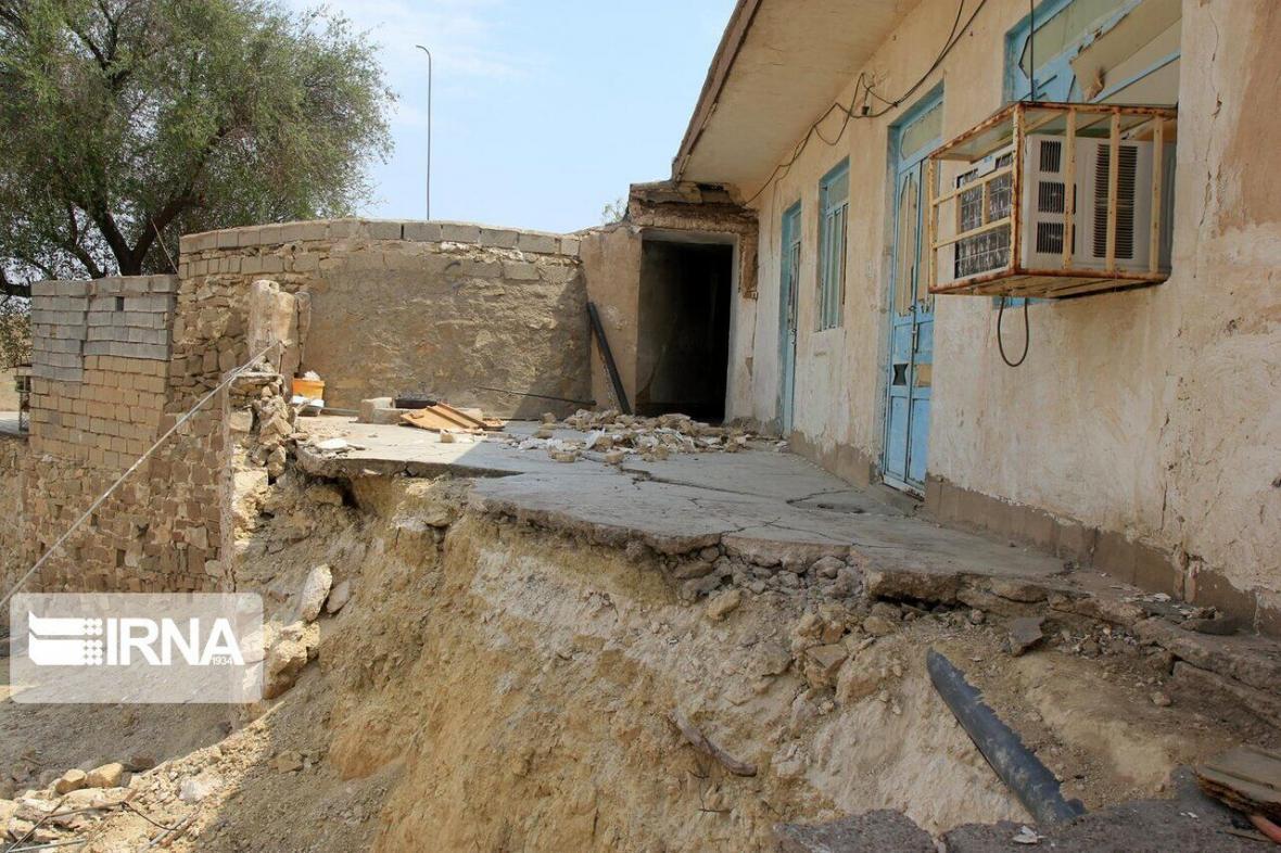 خبرنگاران 67 درصد منازل روستایی سبزوار آسیب پذیرند