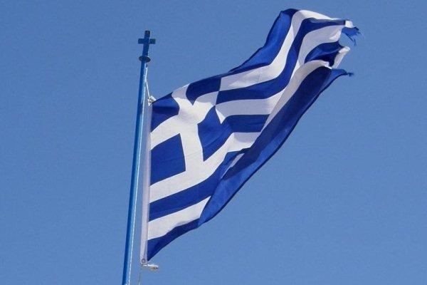 واکنش یونان به آتش زدن پرچم ترکیه در آتن