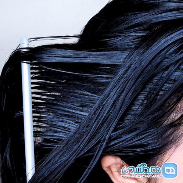 چطور جلوی چرب شدن موها را بگیریم؟