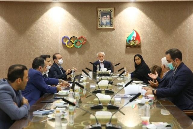دومین نشست هماهنگی روز المپیک برگزار گردید