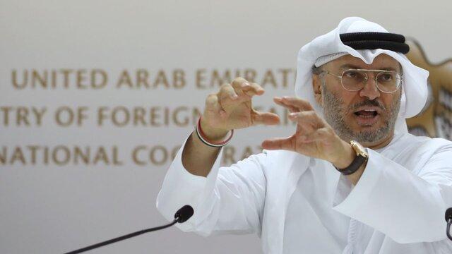 پاسخ متفاوت انور قرقاش به اظهارات نخست وزیر پیشین قطر