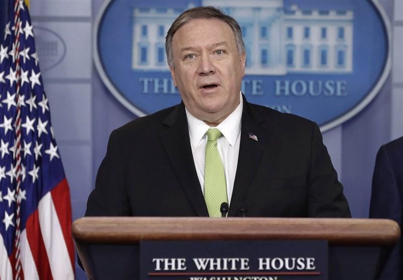 پامپئو: هدف ما تمدید کوتاه مدت تحریم های تسلیحاتی علیه ایران نیست