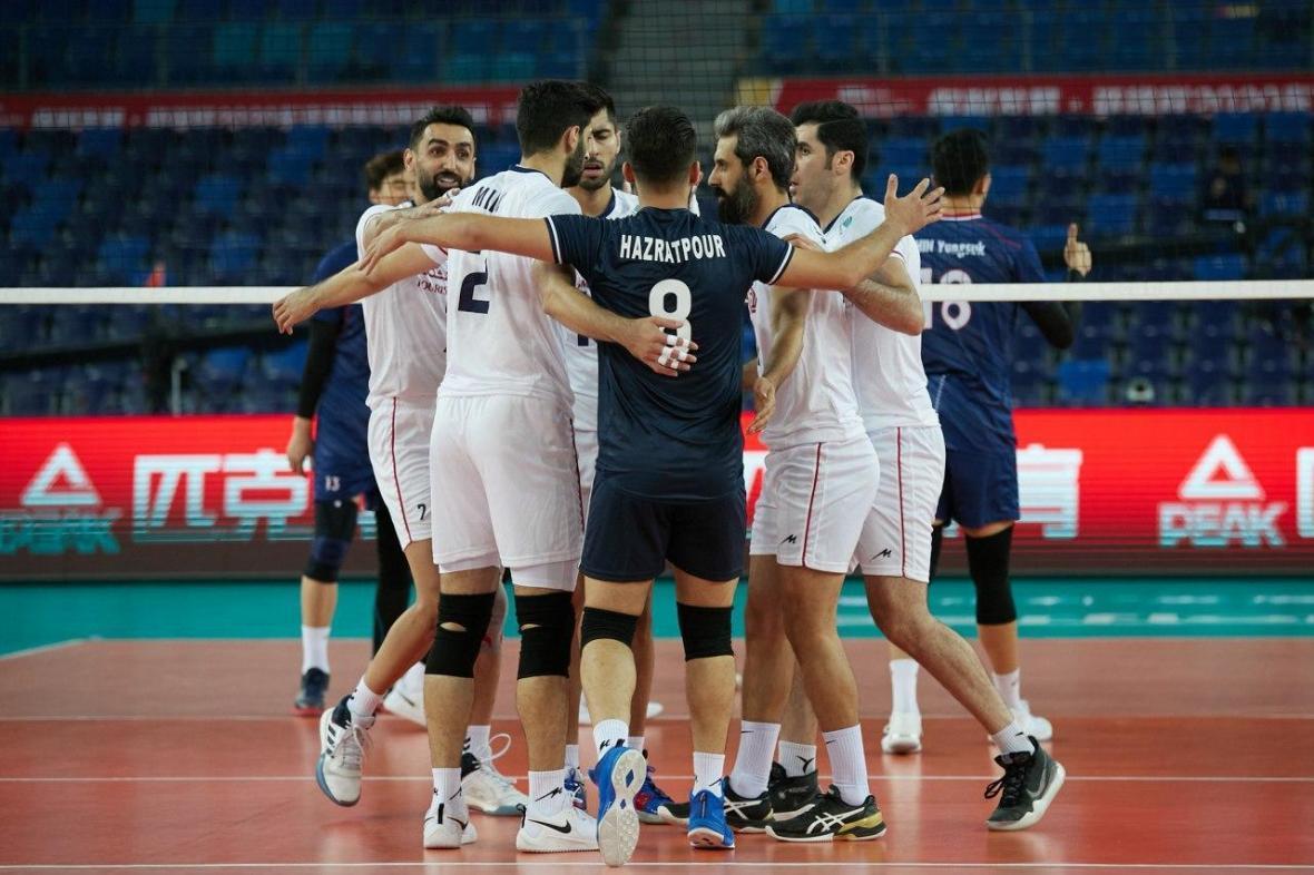 برنامه کامل ملاقات های تیم ملی والیبال ایران در المپیک توکیو