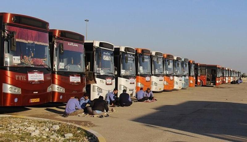 شرط عجیب بانک ها برای پرداخت وام به رانندگان اتوبوس