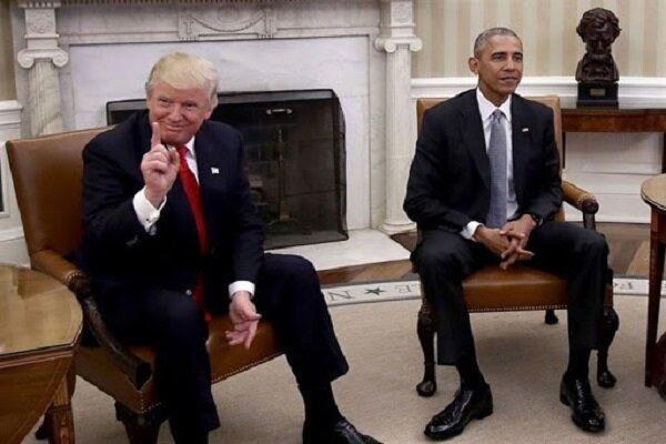 ترامپ: اگر عملکرد همسرت نبود، من اینجا در کاخ سفید زیبا نبودم