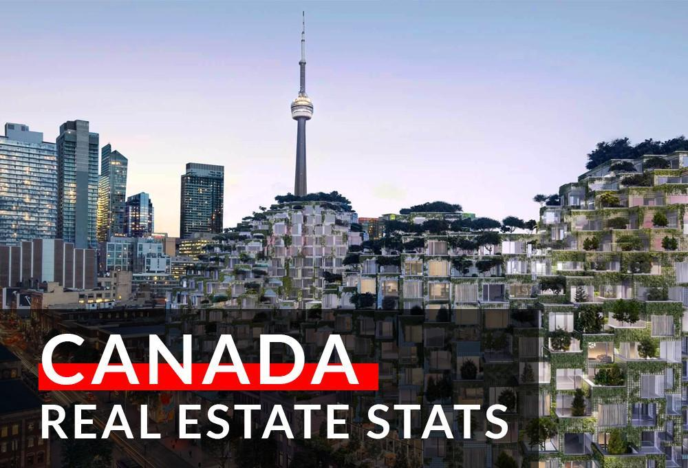 افزایش 18 درصدی قیمت متوسط مسکن کانادا طی دوازده ماه اخیر