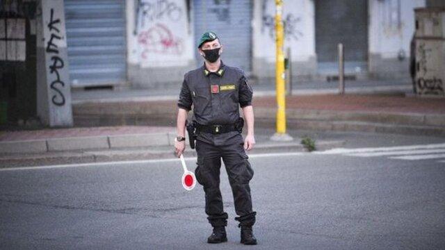 اجباری شدن پوشش ماسک در فضاهای باز در ایتالیا