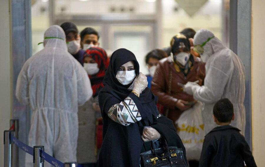 آمار جدید کرونا در ایران ، شناسایی1905بیمار جدید؛ شرایط 3791 نفر وخیم است ، 28 استان در شرایط قرمز و هشدار