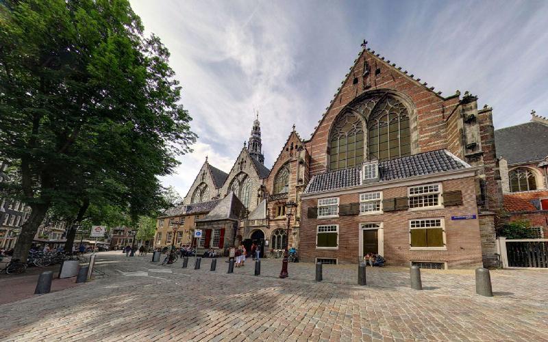 کلیسای اوده آمستردام؛ از دیدنی ترین جاذبه های گردشگری شهر