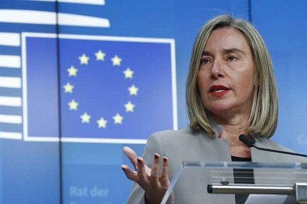فدریکا موگرینی مدیر کالج اروپا شد