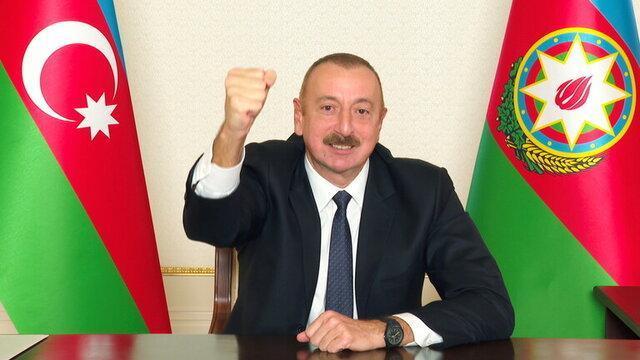 علی اف: آماده توافق با ایروان به شرط حضور نیروهای سالم در آنجا هستیم