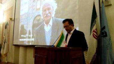 فلامکی استاد بازسازی و هویت اسلامی و ایرانی ماست