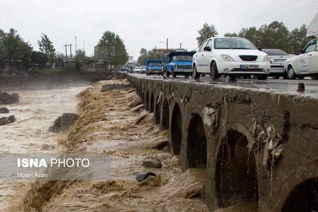 ایمن سازی 10 گلوگاه سیلابی بحرانی در تهران