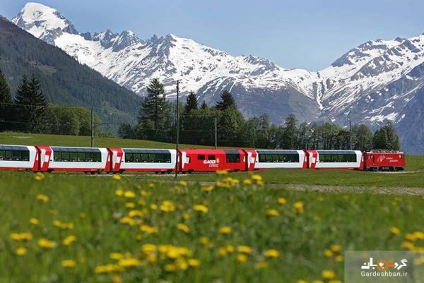 آشنایی با انواع قطارهای اروپا