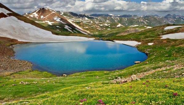 دریاچه کوه گل، بهشت ناشناخته ایران