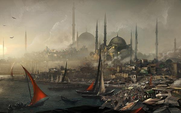 معرفی مسجد ایاصوفیه استانبول در ترکیه