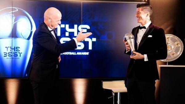امتیاز نهایی بهترین بازیکنان و مربیان سال 2020 فیفا