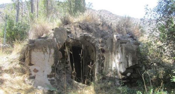 حمام روستای پرور، اثری تاریخی با پلان کوهستانی در خطه کویر