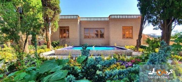 خانه شریف؛هتل بوتیکی که کلنگ آن در زمان قاجار زده شد، عکس
