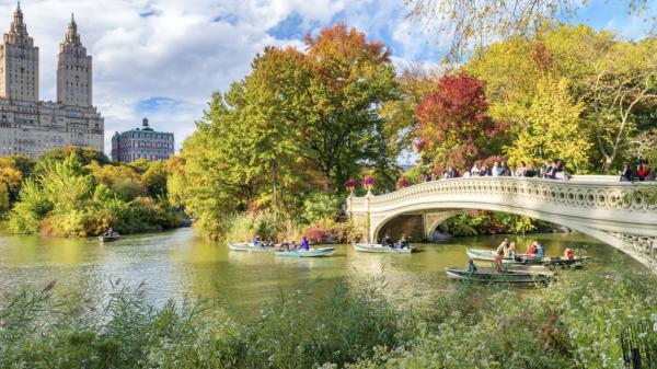 مقاله: بهترین پارک های شهر نیویورک